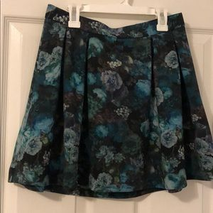 Floral fun Express skirt